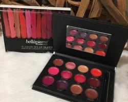 12 Color Pro Lip Palette