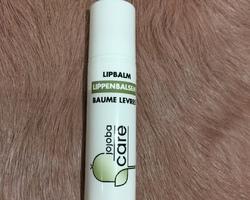 Aanvullende verzorging: lippenbalsem