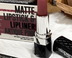 Lipstick & Liner Duo Antique Pink